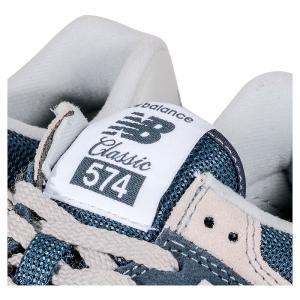 ニューバランス WL574 EN ネイビー JP24.0cm US7[NEW BALANCE][シューズ/靴/ランニングスタイル][送料無料]|osharecafe|02