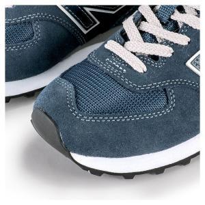 ニューバランス WL574 EN ネイビー JP24.0cm US7[NEW BALANCE][シューズ/靴/ランニングスタイル][送料無料]|osharecafe|03