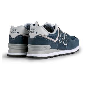 ニューバランス WL574 EN ネイビー JP24.0cm US7[NEW BALANCE][シューズ/靴/ランニングスタイル][送料無料]|osharecafe|05