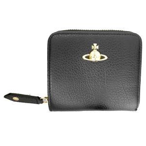 ヴィヴィアンウエストウッド BALMORAL 二折り財布 51080020-40212 ブラック[送料無料] Vivienne Westwood|osharecafe