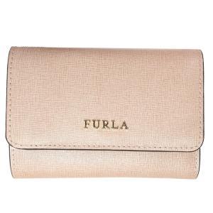 フルラ FURLA バビロン S トライフォールド ウォレット PR76 B30 6M0 872823[三つ折り財布][送料無料]|osharecafe