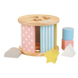 エド・インター MilkyToy Sugar BOX シュガーボックス[1歳〜][Ed.Inter/エドインター/木のおもちゃ/出産祝い/ベビー][送料無料](TN337-2)|osharecafe