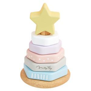 エド・インター MilkyToy Dreamy Tree ドリーミィーツリー[1歳〜][Ed.Inter/エドインター/木のおもちゃ/ベビー/出産祝い][送料無料]|osharecafe
