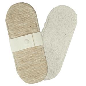 軽い日、おりもの用、温活に。布ナプ始めの1枚。 裏表リバーシブルで使えるリトル布ナプキンは、軽い日用...
