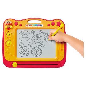 アンパンマンが上手に描けちゃう!天才脳らくがき教室[1.5才以上][ピノチオ/知育シリーズ/株式会社アガツマ][送料無料]|osharecafe
