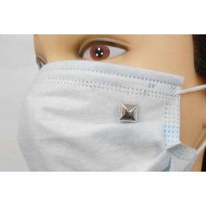SHAREKI マスクピアス 可愛いマスクアクセサリー パールセッティングマシーンで1秒装着・10円のマスクアクセサリー「ポチット」 p-so-c-m|osharekizoku