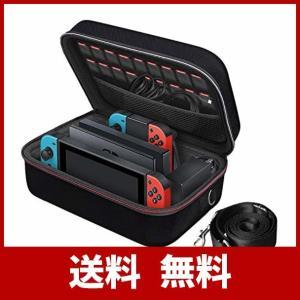 収納力:  Nintendo Switch本体、Nintendo Switchドック、Joy-Con...