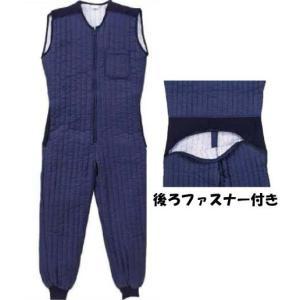 ビッグサイズ キルトインナースーツ 4L oshigotoichiba