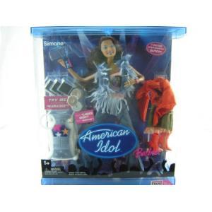 バービー人形 着せ替え おもちゃ American Idol Barbie Simone 輸入品