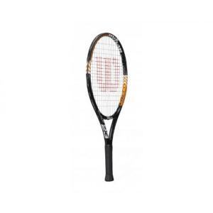 テニス ラケット Wilson Blade 23 Raquette de tennis Noir 輸入品