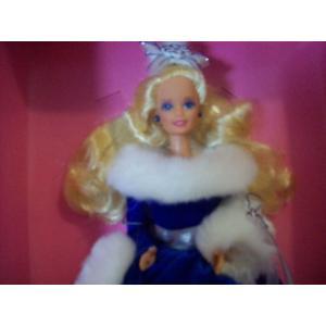 Winter Fantasy Barbie 1990 Fao Schwarz