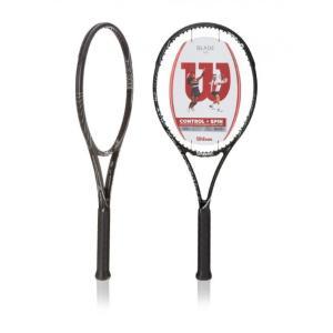 テニス ラケット Wilson Blade 104 Tennis Racquet (Unstrung) 輸入品