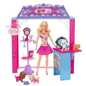 ■商品説明(原文ママ) Barbie doll loves to shop at some of h...