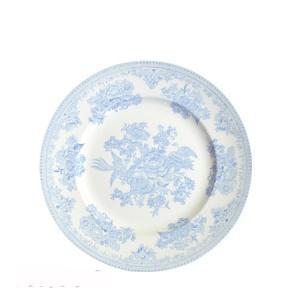 イギリス食器バーレイ社 ブルーアジアティックフェザンツ プレート22cm|ostuni