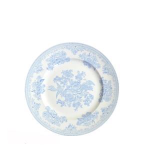イギリス食器バーレイ社 ブルーアジアティックフェザンツ プレート17.5cm|ostuni