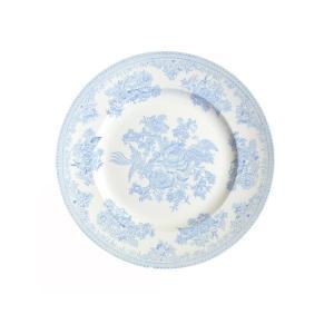 イギリス食器バーレイ社 ブルーアジアティックフェザンツ プレート29cm|ostuni