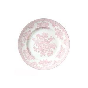 イギリス食器バーレイ社 ピンクアジアティックフェザンツ プレート25.5cm|ostuni