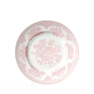 イギリス食器バーレイ社 ピンクアジアティックフェザンツ プレート22cm|ostuni