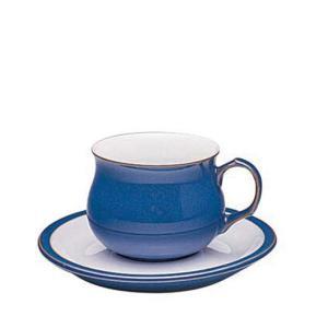 イギリス食器デンビー インペリアルブルー カップ&ソーサー 250ml ostuni