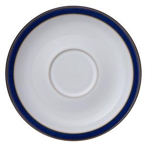 イギリス食器デンビー インペリアルブルー  ティーソーサー ostuni