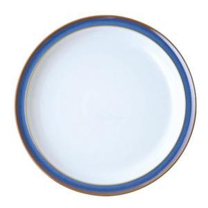 イギリス食器 デンビー インペリアルブルー ディナープレート 26.5cm ostuni