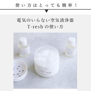 菌 花粉 ダニ カビ T-resh 純粋二酸化塩素 介護 特許技術 強力 フィルター お部屋 除菌 消臭 空間用 リビング 寝室 ペット臭 タバコ臭 浮遊菌  |osyare-m|12