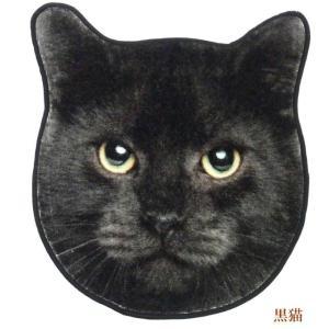 ハンカチ タオル 猫 ハンドタオル ミニタオル リアルモチーフ 猫顔 タオル ネコグッズ かわいい Heming's 猫グッズ 猫雑貨 ねこ雑貨 osyarehime 06