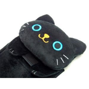 ペーパーホルダー トイレットペーパーホルダー ペーパーカバー トイレ 用品 黒 ねこのしっぽの物語(猫グッズ 猫雑貨 猫 グッズ 雑貨 ねこ ネコ 猫柄 小物)|osyarehime|04