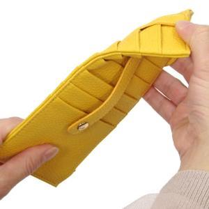 カードケース メール便送料無料 レディース メンズ 薄型 スリム 大容量 クレジットカード 長財布 セール おしゃれ かわいい osyarehime 09