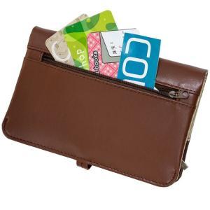 財布 レディース 長財布 二つ折り 本革 牛革 レザー 多機能財布 小銭入れ付 安い 大容量 セール|osyarehime|05