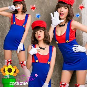 ハロウィン コスプレ コスチューム キャラクター おもしろ仮装 衣装 大人用|osyarevo