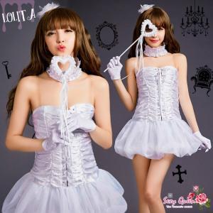 ハロウィン コスプレ 衣装 レディース メイド服 コスチューム衣装 かわいい セクシー|osyarevo