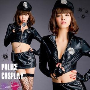 コスプレ 衣装 ポリス コスチューム 大きいサイズ コスプレ衣装 かわいい セクシー