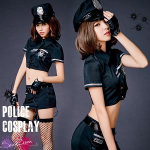 ハロウィン コスプレ ポリス 女性 大きいサイズ SWAT ...