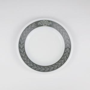 PYREX グレーシアン ローレル ブレッド&バタープレート【DEAD STOCK】 osyu-tanagura
