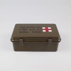 アメリカ軍 FIRST AID KIT メディカルボックス|osyu-tanagura