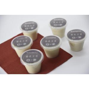 蕎麦豆冨 4個入り  osyu-tanagura