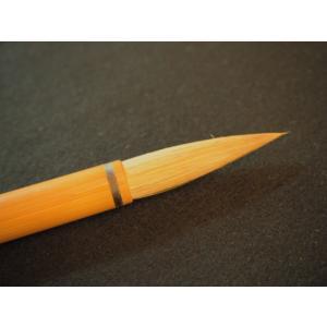 しかや 剛毫 鹿の筆 三号|osyu-tanagura