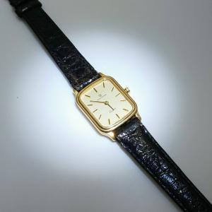 WALTHAM ウォルサム K18金無垢 婦人用腕時計 クォーツ 9347053 osyu-tanagura