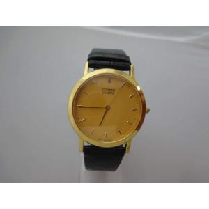 CITIZENシチズン METAL金色 紳士用腕時計 クォーツ osyu-tanagura