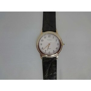 ORIENTオリエント FUERZAフェルサ 硬質合金 紳士用腕時計 クォーツ osyu-tanagura
