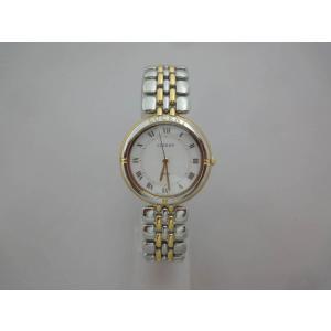 SEIKO セイコー LUCENT SS白色金色コンビ 紳士用腕時計 クォーツ osyu-tanagura