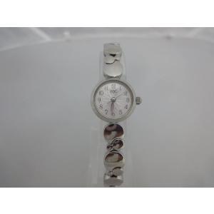 ORIENTオリエント YOU SS白色 婦人用腕時計 クォーツ osyu-tanagura
