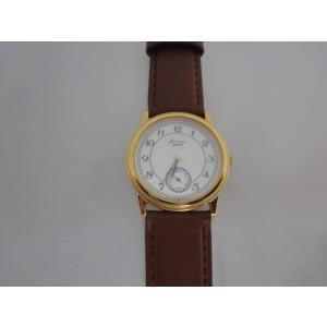 SEIKOセイコー AVENUEアベニュー SS金色紳士用腕時計 クォーツ osyu-tanagura
