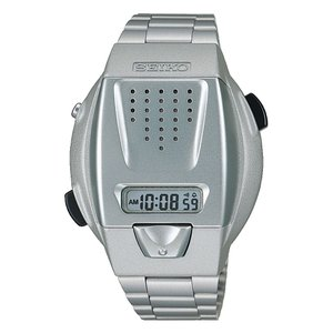 SEIKO セイコー 音声デジタルウォッチ  腕時計 SBJS001 osyu-tanagura