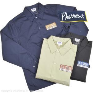 フェローズ(Pherrow's)コーチジャケット PCJ3