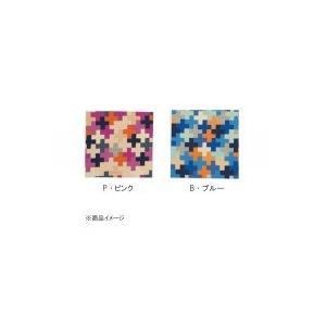 川島織物セルコン effabrics plus(エフファブリックス) ファブリックパネルS 30×30×2cm GF1805 B・ブルー|otafuku