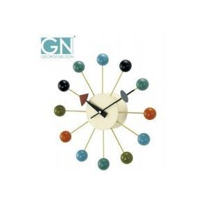 George Nelson ジョージ・ネルソン 壁掛け時計 ボール・クロック GN397C|otafuku