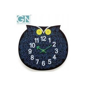 George Nelson ジョージ・ネルソン 壁掛け時計 Zoo Timer Clock フクロウ GN901|otafuku