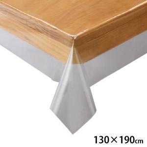 川島織物セルコン 透明ビニルクロス テーブルクロス 130×190cm JJ1029|otafuku